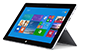 Tablet: Microsoft Surface 3