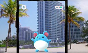 De nieuwe Pokémon go update
